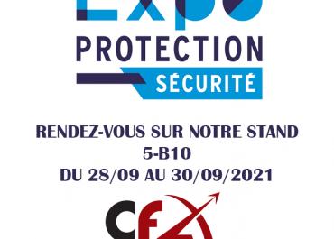 EXPO PROTECTION SÉCURITÉ - 28/09 au 30/09/2021